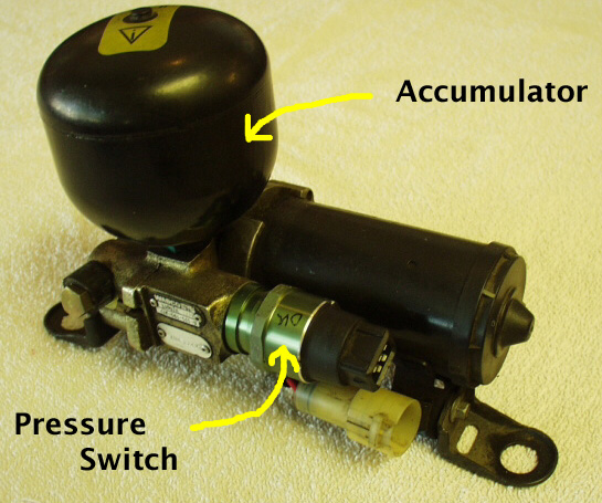 how to tell if pressure switch is bad on well