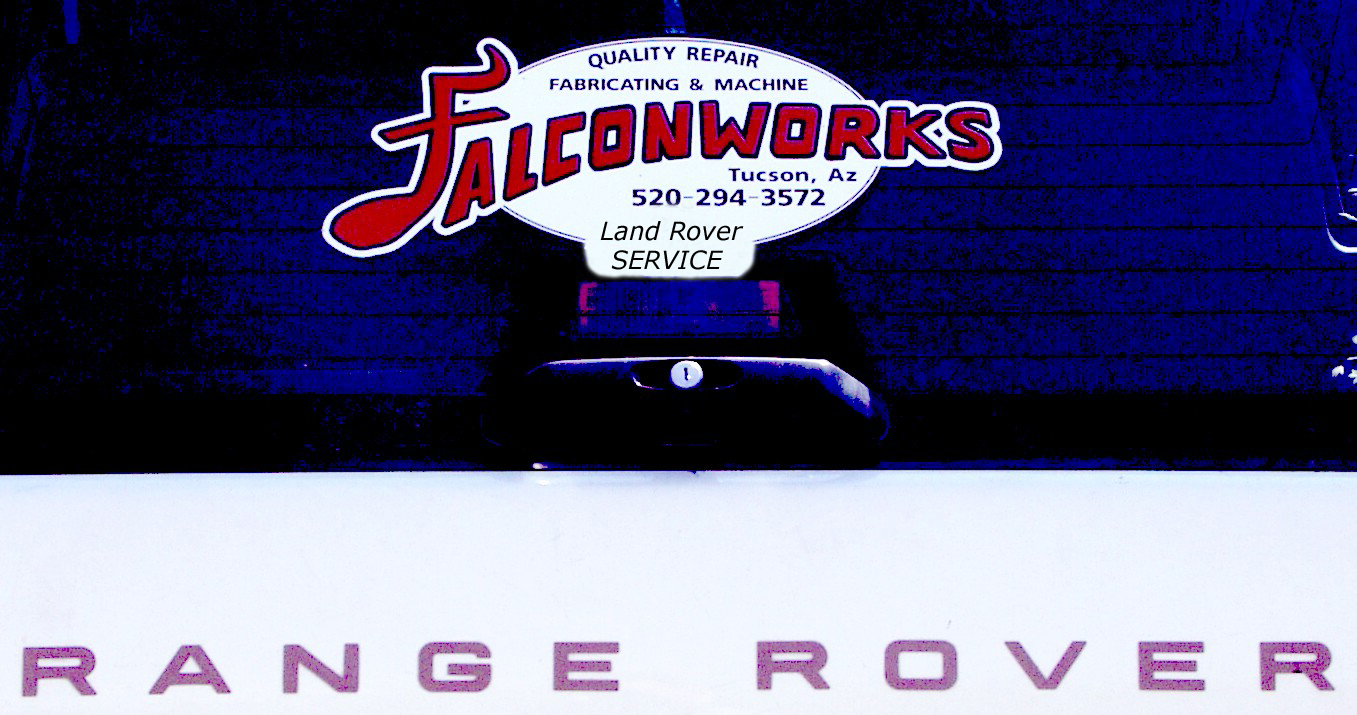 Land Rover Page Falconworks Quality Auto Repair Also Jaguar Local Radio Shops Tucson